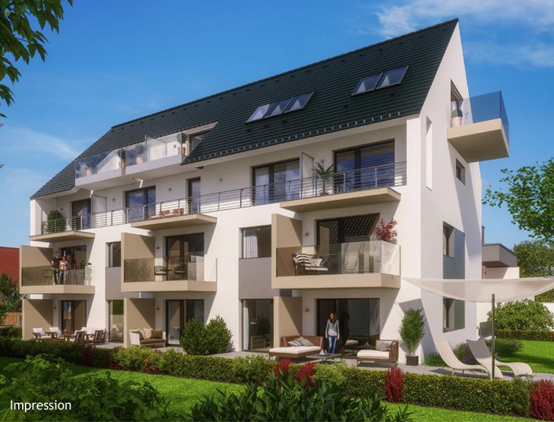 Modern living 3 zimmer wohnung ca 91 m wnfl ca 16 for 3 zimmer wohnungen lubeck
