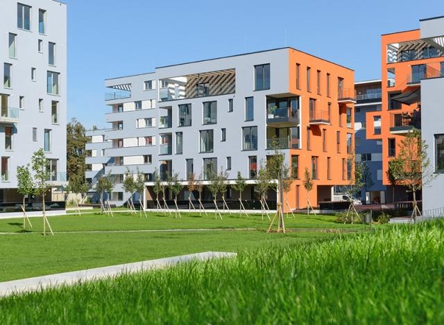 Mietwohnungen Quartier Riedenburg