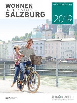 Wohnmarktbericht Salzburg Stadt 2019