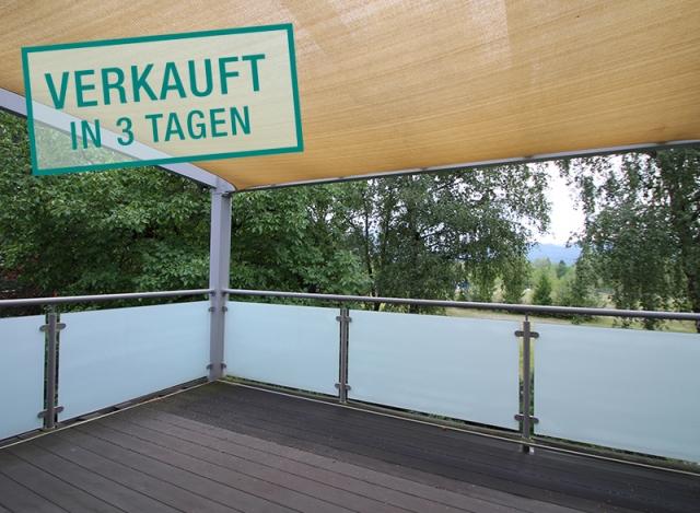 Eine Terrassenklasse für sich