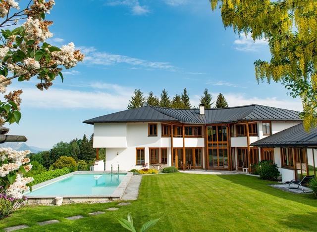 Designer Villa Alpine Spectacle