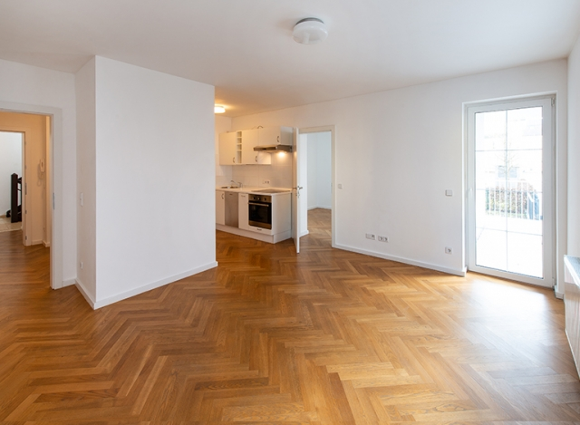 Apartment building Paragon