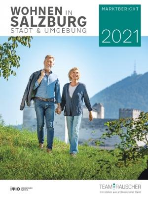 Wohnmarktbericht 2021 </br> Salzburg Stadt und Umgebung