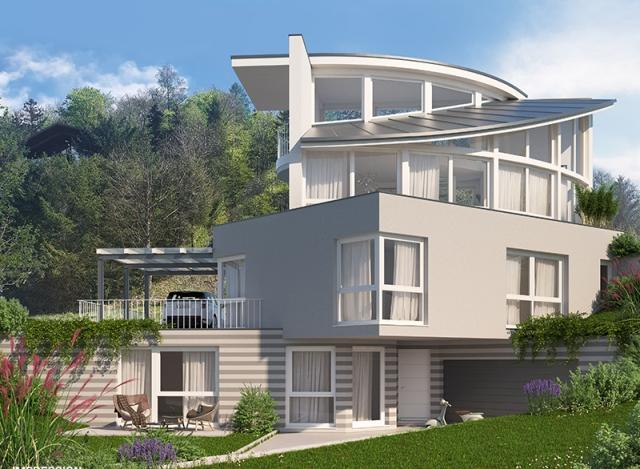 Designer villa Water Music
